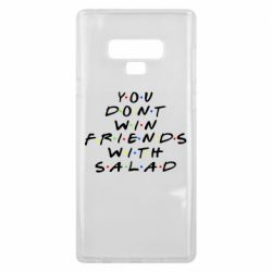 Чохол для Samsung Note 9 You don't friends with salad