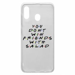 Чохол для Samsung A30 You don't friends with salad