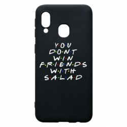 Чохол для Samsung A40 You don't friends with salad