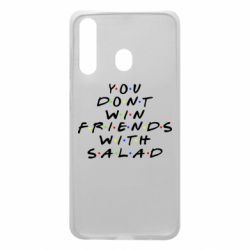 Чохол для Samsung A60 You don't friends with salad