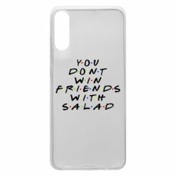 Чохол для Samsung A70 You don't friends with salad