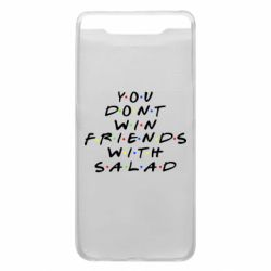 Чохол для Samsung A80 You don't friends with salad