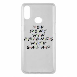 Чохол для Samsung A10s You don't friends with salad
