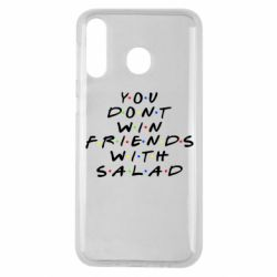 Чохол для Samsung M30 You don't friends with salad