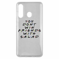 Чохол для Samsung M40 You don't friends with salad