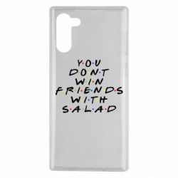 Чохол для Samsung Note 10 You don't friends with salad