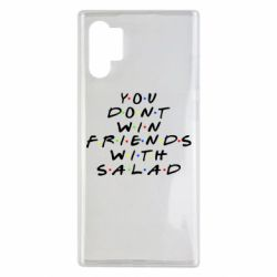 Чохол для Samsung Note 10 Plus You don't friends with salad