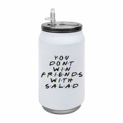 Термобанка 350ml You don't friends with salad