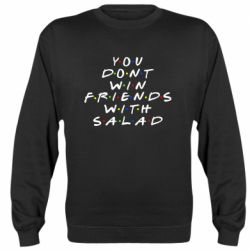 Реглан (світшот) You don't friends with salad