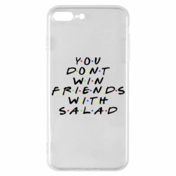 Чохол для iPhone 7 Plus You don't friends with salad
