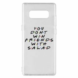 Чохол для Samsung Note 8 You don't friends with salad