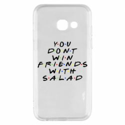 Чохол для Samsung A3 2017 You don't friends with salad