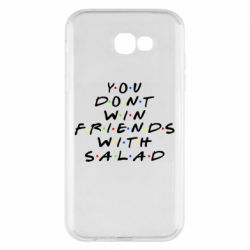 Чохол для Samsung A7 2017 You don't friends with salad