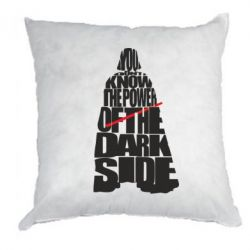 Подушка You don't know the power of the dark side - FatLine