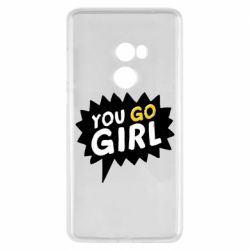 Чехол для Xiaomi Mi Mix 2 You go girl