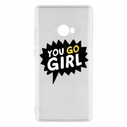 Чехол для Xiaomi Mi Note 2 You go girl