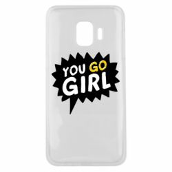 Чехол для Samsung J2 Core You go girl