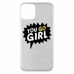 Чехол для iPhone 11 You go girl