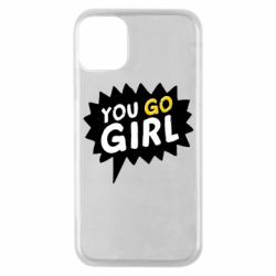 Чехол для iPhone 11 Pro You go girl