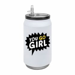 Термобанка 350ml You go girl