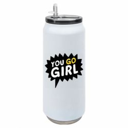 Термобанка 500ml You go girl