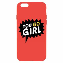 Чехол для iPhone 6/6S You go girl