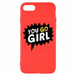 Чехол для iPhone 8 You go girl