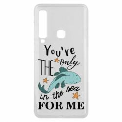 Чохол для Samsung A9 2018 You're the only in the sea for me