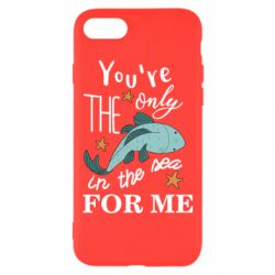 Чохол для iPhone 7 You're the only in the sea for me