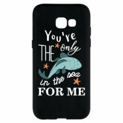 Чохол для Samsung A5 2017 You're the only in the sea for me