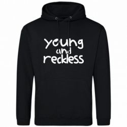 Мужская толстовка Young and Reckless