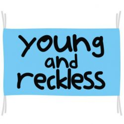 Прапор Young and Reckless