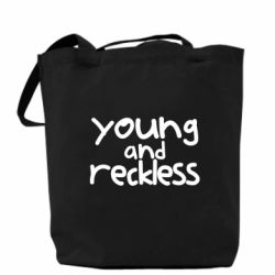 Сумка Young and Reckless