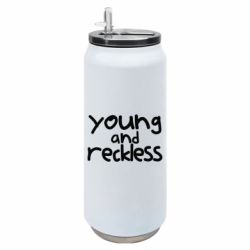 Термобанка 500ml Young and Reckless