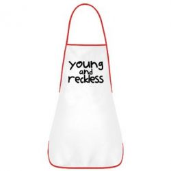 Фартук Young and Reckless