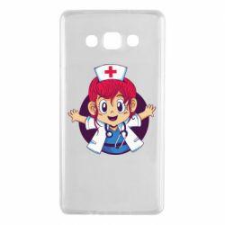 Чохол для Samsung A7 2015 Young doctor