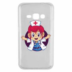 Чохол для Samsung J1 2016 Young doctor