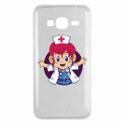 Чохол для Samsung J3 2016 Young doctor