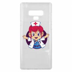 Чохол для Samsung Note 9 Young doctor
