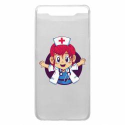 Чохол для Samsung A80 Young doctor