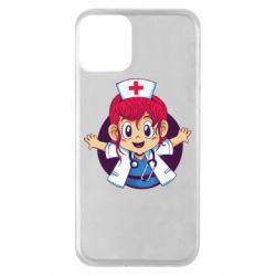 Чохол для iPhone 11 Young doctor