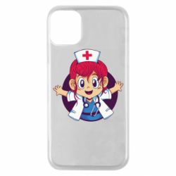Чохол для iPhone 11 Pro Young doctor