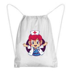 Рюкзак-мішок Young doctor