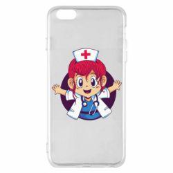 Чохол для iPhone 6 Plus/6S Plus Young doctor