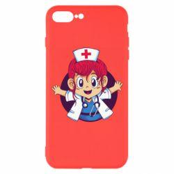 Чохол для iPhone 7 Plus Young doctor