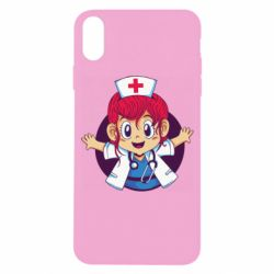 Чохол для iPhone X/Xs Young doctor