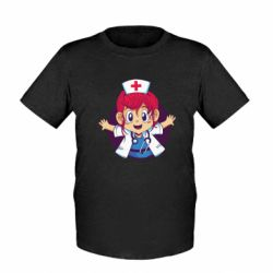 Дитяча футболка Young doctor