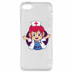 Чохол для iphone 5/5S/SE Young doctor