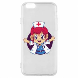 Чохол для iPhone 6/6S Young doctor