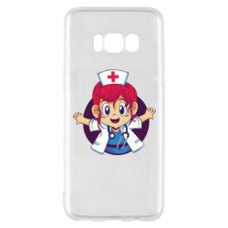 Чохол для Samsung S8 Young doctor